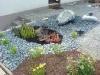Moorbeet in Steingartenanlage
