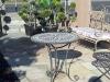 Gartenbank/ Bistro Set